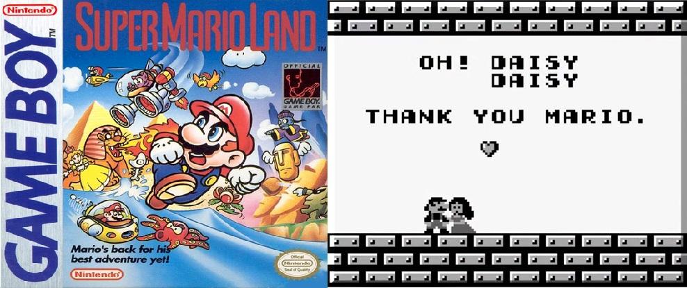 Mario und Daisy