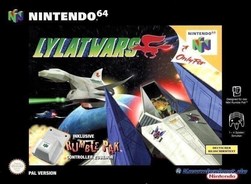 Lylatwars