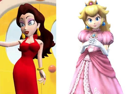 Pauline Peach Mario