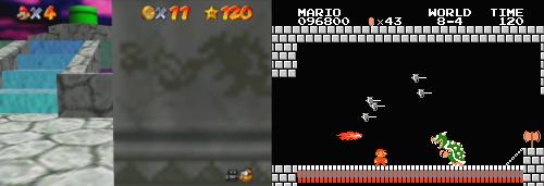 Super Mario 64 Ende