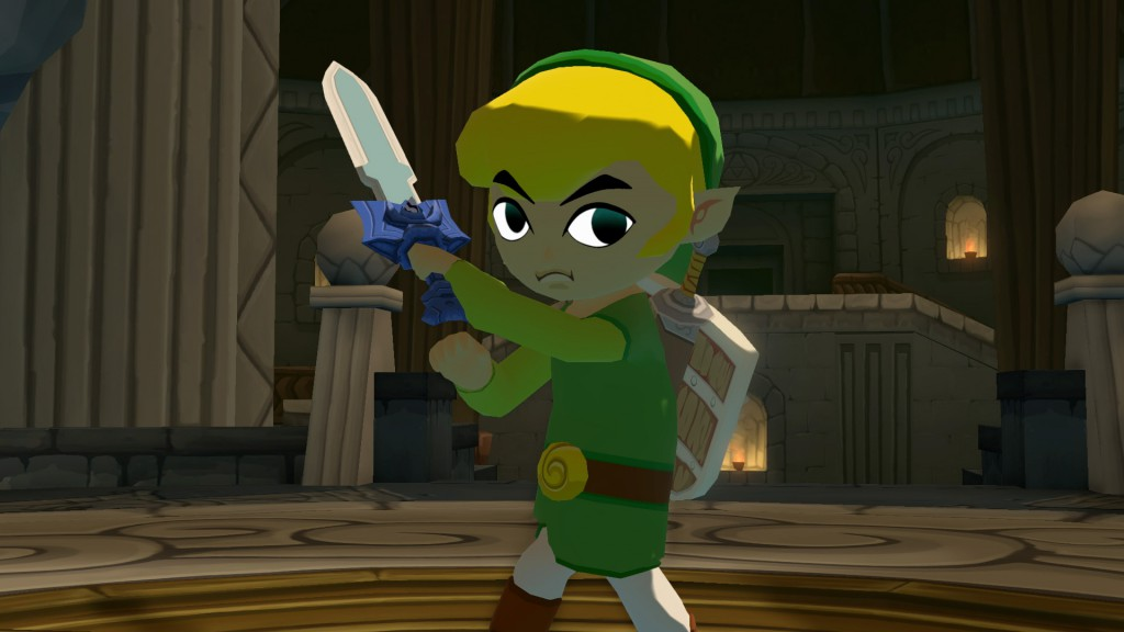 The Legend of Zelda Windwaker