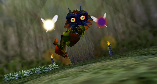 Horror Kid Majoras Mask