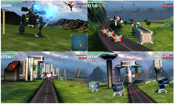 Star Fox 64 Multiplayer-Spiele