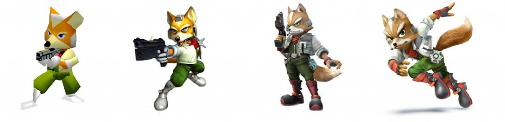 Lylat Wars Star Fox