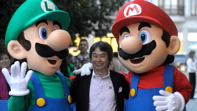 Nintendo Miyamoto Shigeru