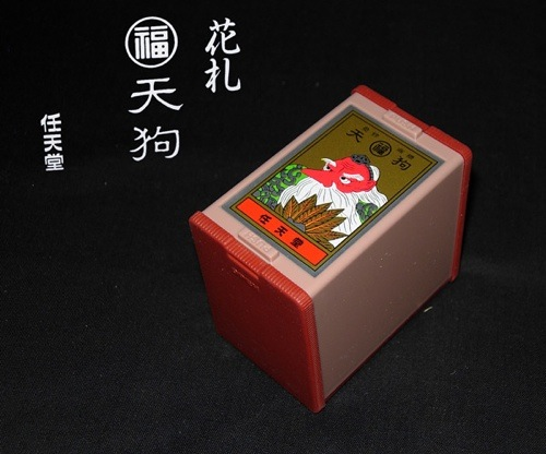 Nintendo Karten Tengu