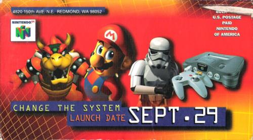 N64 Promo Video Front