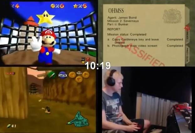 N64-Speedruns