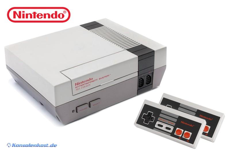 NES-Konsole bei Konsolenkost kaufen