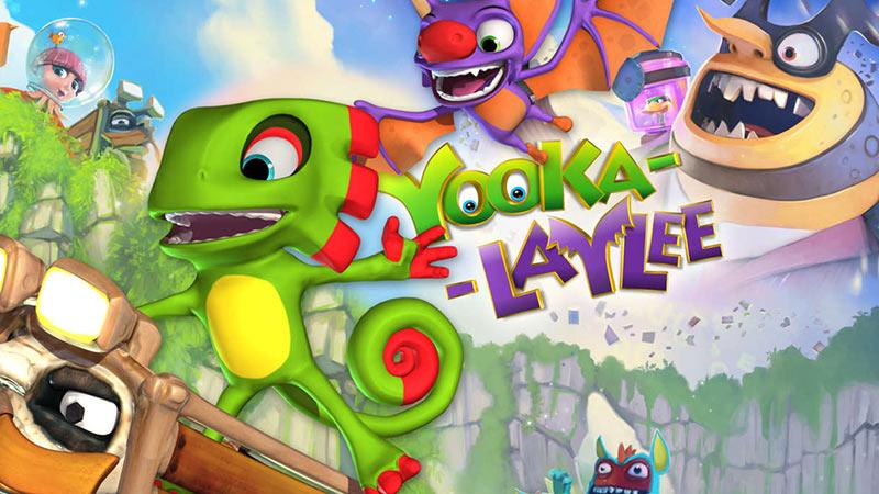 Yooka-Laylee-Catridge